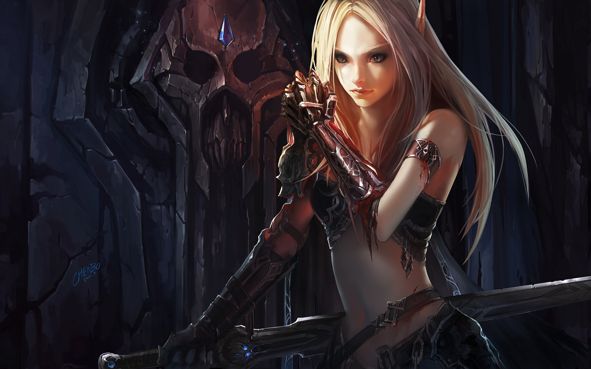 Fantasy-Fighter-girls-HQ-wallpaper