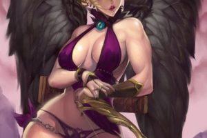 #scifi #fantasy #girls #ženy #sexy #art