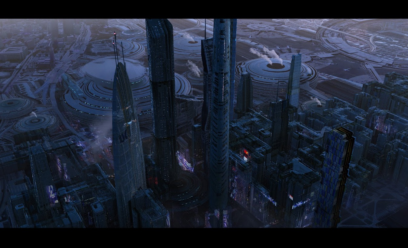 another city by Jan Sarbort