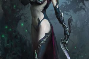 #scifi #fantasy #girls #ženy #sexy #art
