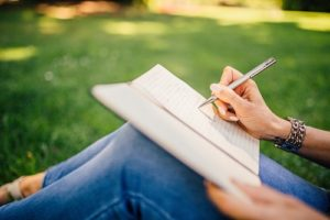 How Writing Can Help You Avoid Stress and Enjoy a Healthier Life via writerspotlight