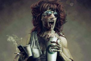 #zombie #artistry