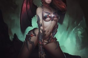 Your husband is a devil? And you're telling me now? (#sexy)
