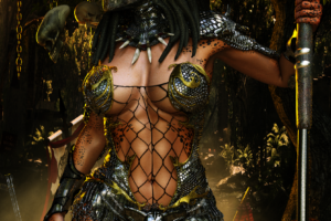 Predator's wives are quite #sexy