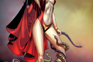 Gimme all snakes you have. Now. (#sexy)