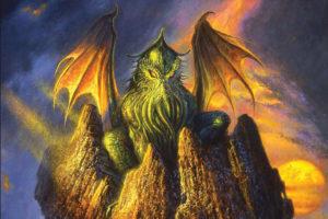 Čtenářský deník: Hory šílenství – Howard Phillips Lovecraft