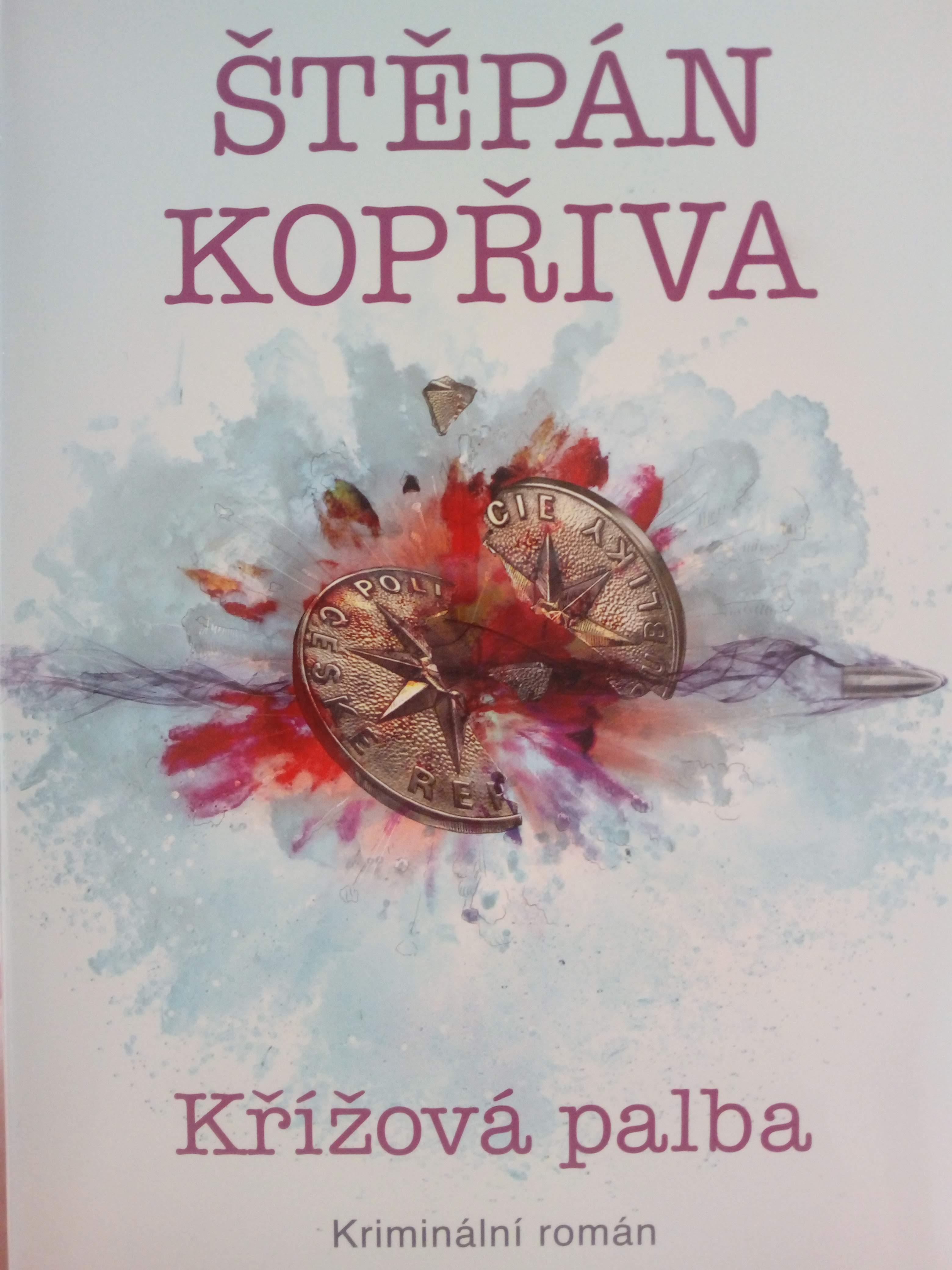 Recenze: Křížová palba – Štěpán Kopřiva